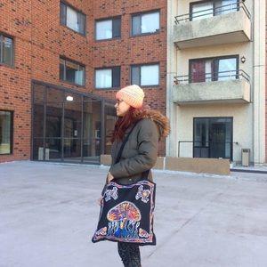 fa385af9a1bb Bags - 🍄👜Mushroom tote for mushroom shopping boho bag🍄